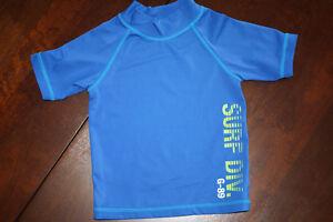 Baby GAP Short Sleeve Swim Shirt
