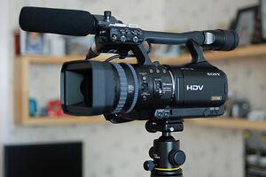 Sony HVR-V1U HDV Camcorder / Caméra vidéo / Caméscope