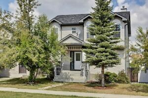 Great location with huge oversized insulated double garage