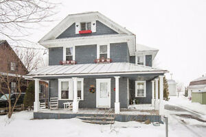 Magnifique maison ancestrale au coeur de Saint-Valentin