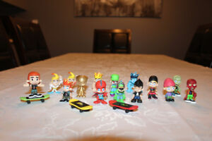 Collection Figurines Johnny Test