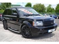 2006 Land Rover Range Rover Sport 4.2 V8 Supercharged 5dr Auto 5 door Estate