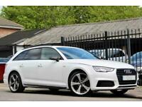 2017 Audi A4 Avant 1.4 TFSI Black Edition Avant S Tronic (s/s) 5dr Estate Petrol