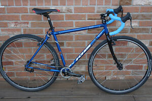 Sweet KHS CX-100 Soft Tail Single Speed Cyclo Cross Bicycle