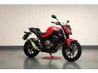 Honda CB500FA Naked