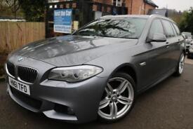 2011 (61 Plate) BMW 5 SERIES 520d M Sport Touring FSH Finance Available SAT NAV