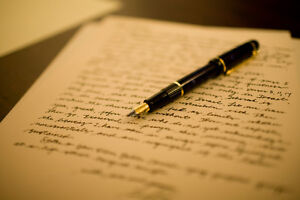 An  experienced individual that can write  professional letters