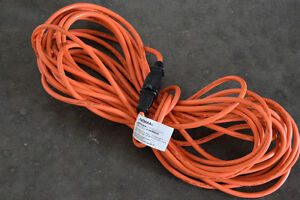 NOMA Outdoor Extension Cord, 15-m (49 ft)