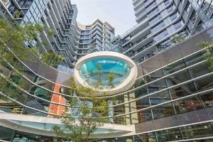 Availble July 1 furnished 1bedroom+ den downtown Yaletown condo