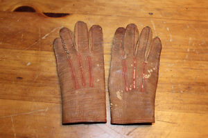 Antique Child's Leather Gloves London Ontario image 2