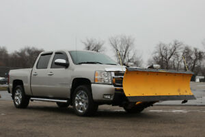 2009 Chevrolet Silverado LT 1500 Meyers Plow Package