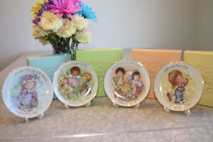 Avon Mother's Day Plates