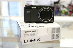 **SELFIE** Panasonic Lumix DMC-ZS45 16MP Camera (#17428)