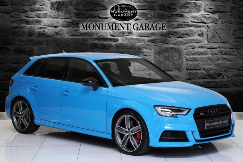 2018 audi s3 s3 tfsi quattro black edition 5dr s tronic 5. Black Bedroom Furniture Sets. Home Design Ideas