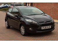 Quick sale 61 plate Ford Fiesta 1.25 petrol 3dr 92k miles mot drives perfect mint condition manual
