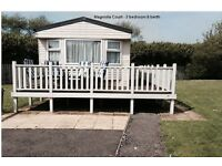 Primrose valley 3 bedroom 8 berth ref MC19