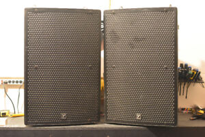 PA Speakers and Lighting