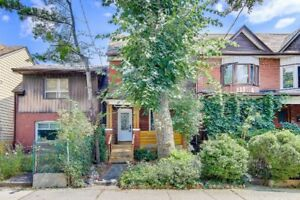 Toronto Downtown House for Lease $4500 per month