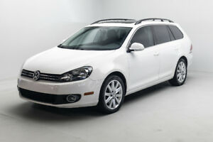 2013 Volkswagen Golf 2.0 TDI Highline Diesel, Pano, Bluetooth