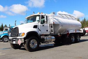 2007 Mack Granite CV713 Fuel Truck - #CONS-4