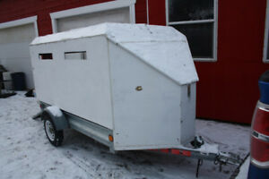 sheep/goat trailer