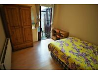 GOOD SIZE SINGLE ROOM IN BRUCE GROVE/SEVEN SISTERS - LOUNGE & GARDEN