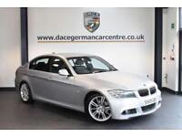 2010 59 BMW 3 SERIES 3.0 325I M SPORT 4DR AUTO 215 BHP
