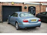 2005 Jaguar S-Type 3.0 V6 SE 4dr Auto Saloon Petrol Automatic