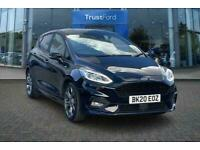 2020 Ford Fiesta 1.0 EcoBoost 95bhp ST-Line Edition 5 door with Bluetooth Connec