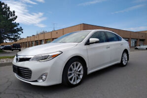 2013 Toyota Avalon Limited *Navi,Sunroof,Bck-up Cam,Leather*