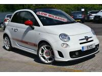 2011 Abarth 500 1.4 T Jet 2dr Auto 2 door Convertible