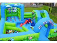 Bouncy castle Soft play hire Candy floss Popcorn Slush puppy machine hire in London area