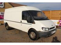 2003 FORD TRANSIT 350 TD 90 LWB MEDIUM ROOF VAN LWB DIESEL