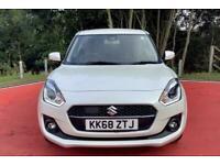 2019 Suzuki Swift 1.0 Boosterjet SZ5 5dr Auto Hatchback Petrol Automatic