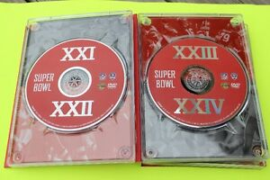 SUPER BOWL  GAMES  XX1 - XXX   {21 - 30} London Ontario image 2