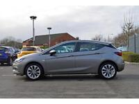 2017 VAUXHALL ASTRA Vauxhall New Astra 1.4T [125] Design 5dr [17in Alloys]