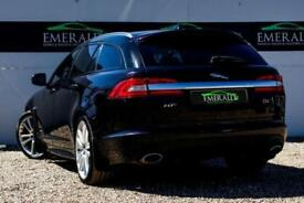 2013 63 JAGUAR XF 3.0 D V6 S PORTFOLIO SPORTBRAKE 5D AUTO 275 BHP DIESEL