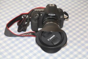 Canon 60D with EF-S 10-22mm f/3.5-4.5 lens