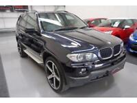 2005 55 BMW X5 3.0 D SPORT 5D AUTO 215 BHP DIESEL