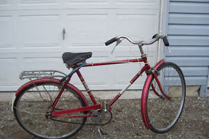RARE MENS LARGER THREE SPEED IN HUB BIKE READY TO RIDE