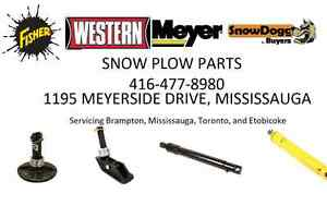 DISCOUNT SNOW PLOW / SALTER PARTS - MISSISSAUGA