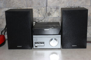 Sony DMT S80P Modern Micro Stereo System