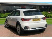2020 Audi A1 citycarver 30 TFSI 116 PS 6-speed Hatchback Petrol Manual