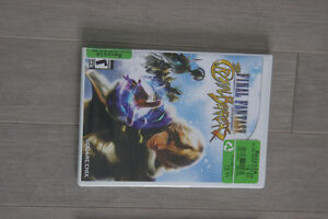 Video Game Final Fantasy The Crystal Bearers for Nintento Wii