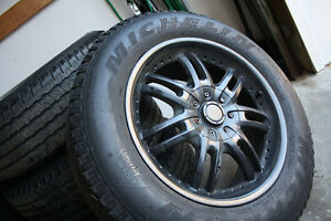 Michelin Tire & Rim Package