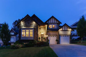 Custom Quality Built Home Features Panoramic View of the Valley