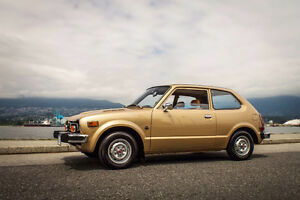 Looking for first generation Honda Civic
