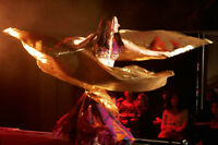 Sizzling Summer Classes - Bellydance with Sarah Rudnicki