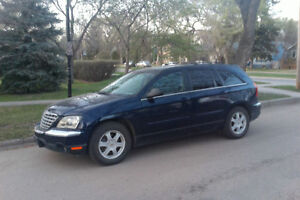 2004 Chrysler Pacifica SUV, Crossover with RECORDS