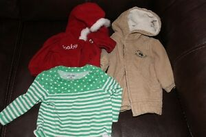 gap clothes 3-6 months